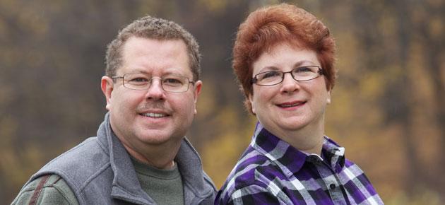 Nic & Randi Minetor